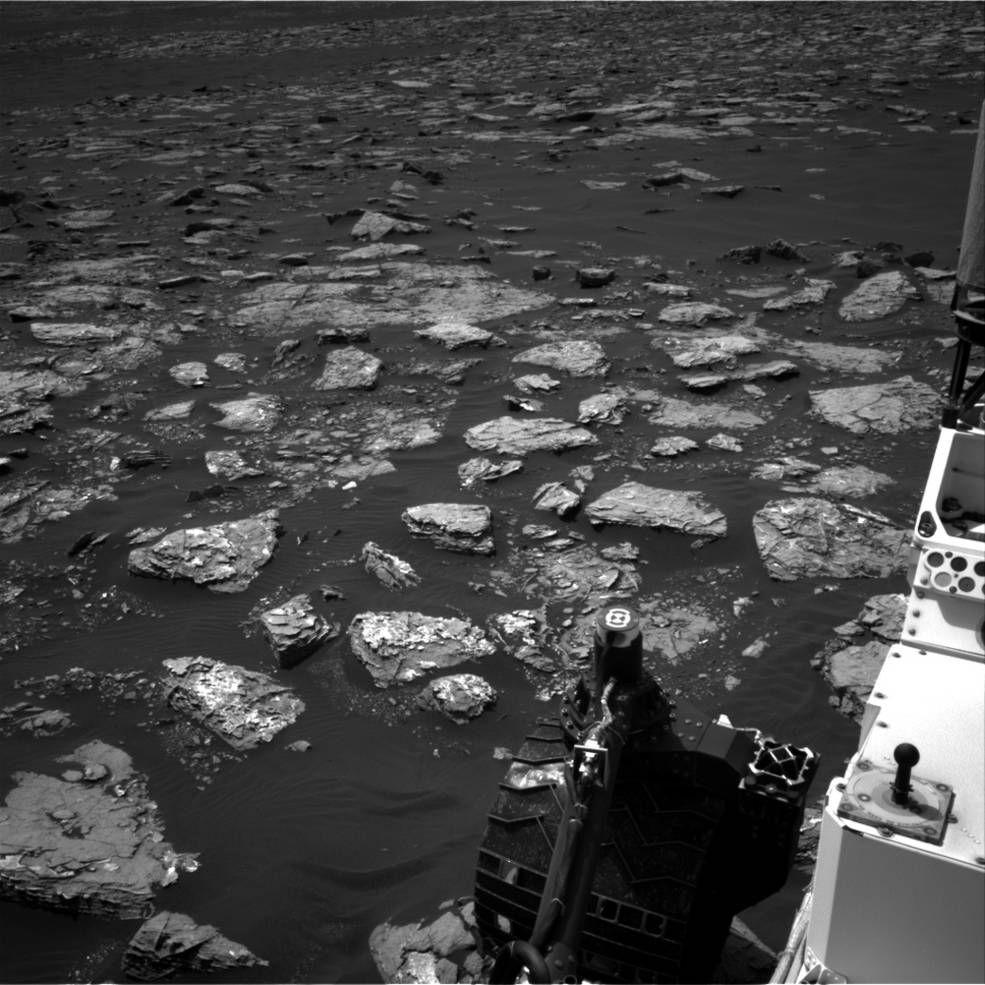 Drill Glitch Brings Mars Rover Curiosity to a Halt