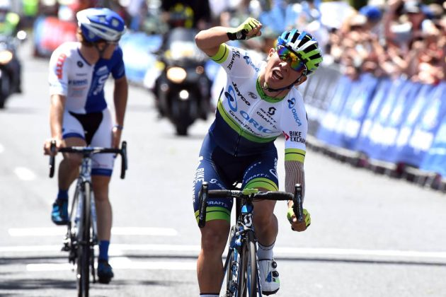 Caleb Ewan wins stage two of the 2016 Jayco Herald Sun Tour