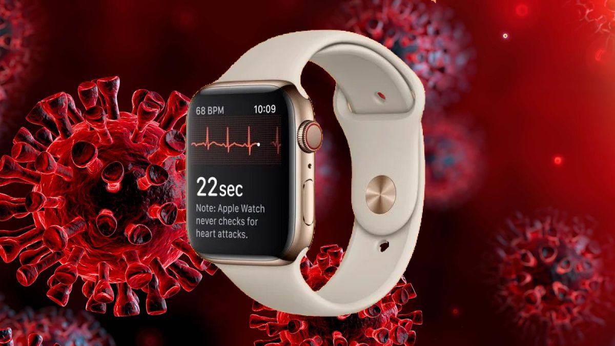 Could the Apple Watch detect COVID-19? Apple launches study to find out