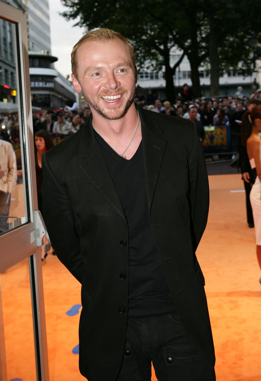 Simon Pegg to play Scotty in new Star Trek movie?