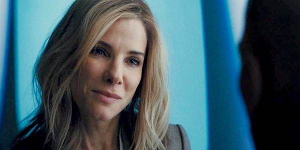 Sandra Bullock Our Brand Is Crisis blonde hair