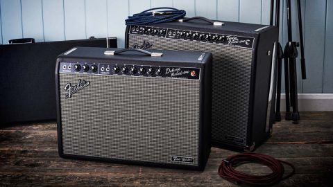 Fender Tone Master Twin Reverb and Deluxe Reverb review