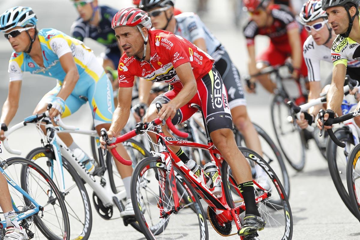 Juan Jose Cobo wins overall, Vuelta a Espana 2011, stage 21