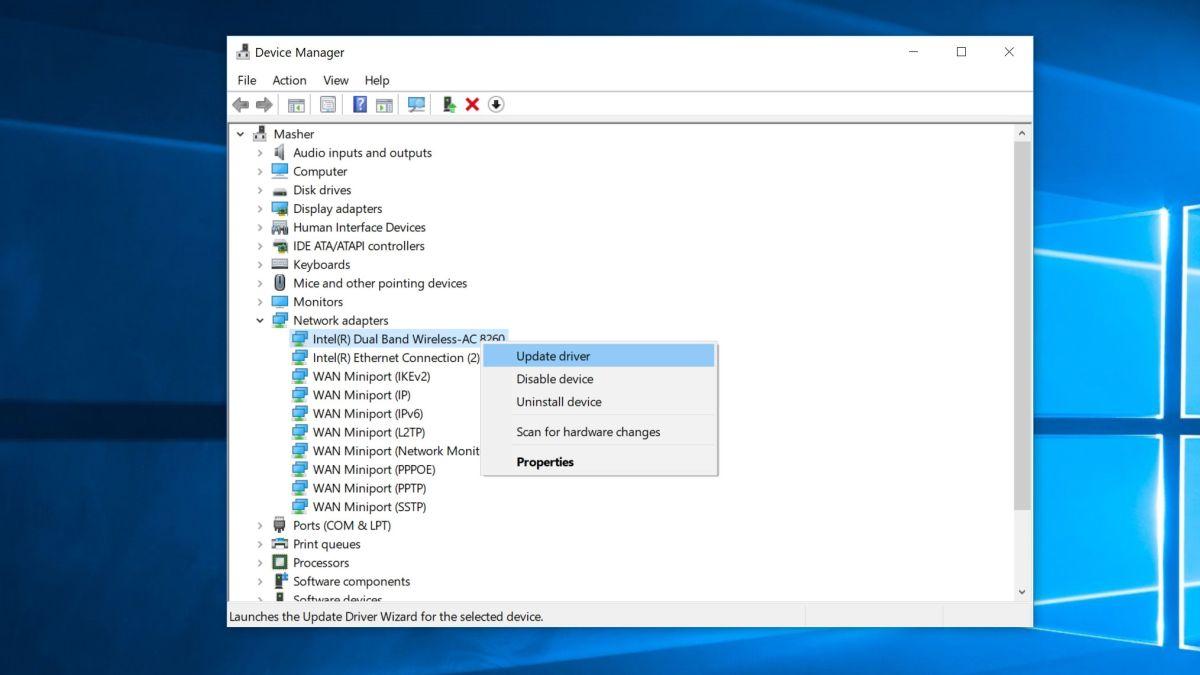How to update drivers in Windows 10   TechRadar