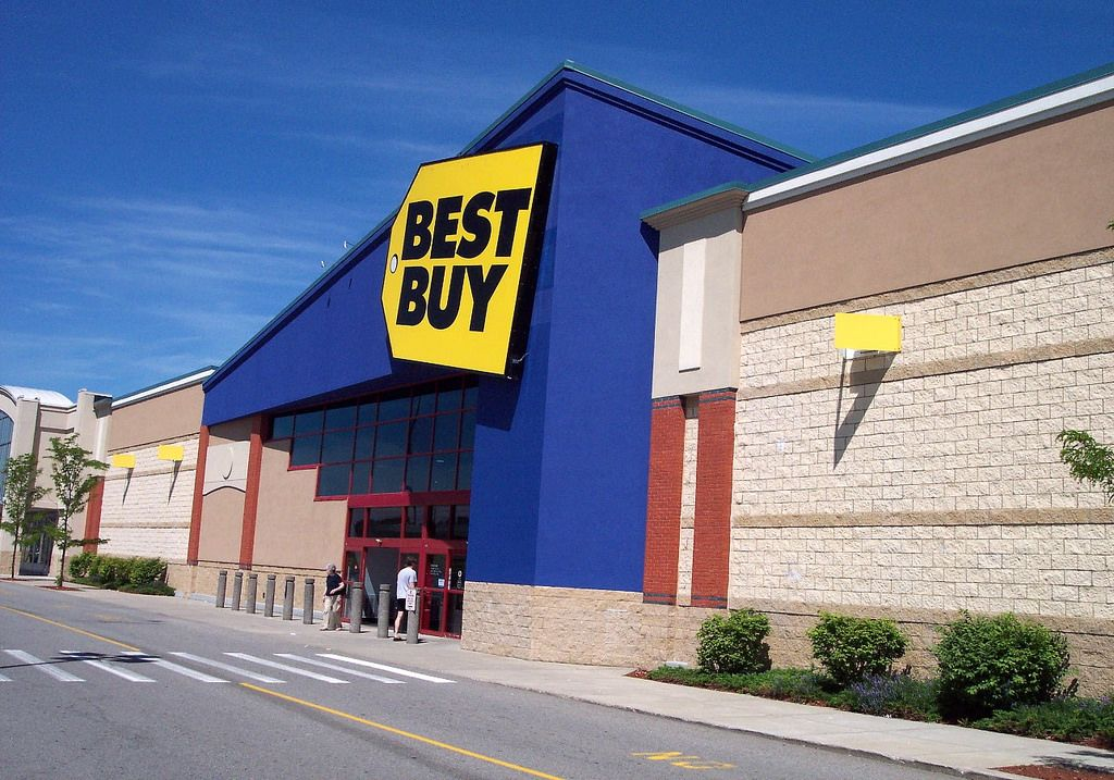 Best Buy will no longer match prices from Newegg