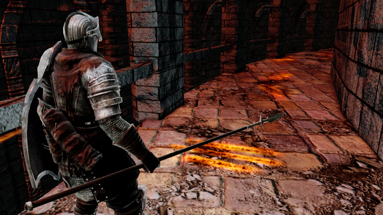 Dark souls screenshots preview multiplayer features
