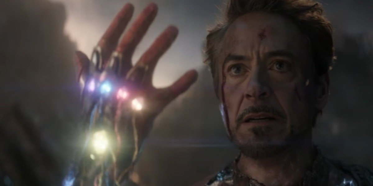 Robert Downey Jr. - Avengers: Endgame