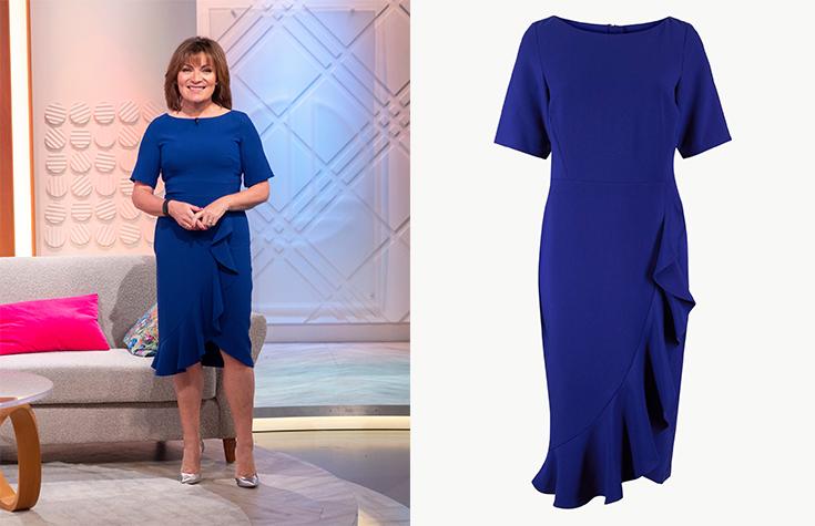 84932e5b949a Lorraine Kelly's High Street Dresses - from Hobbs to Zara