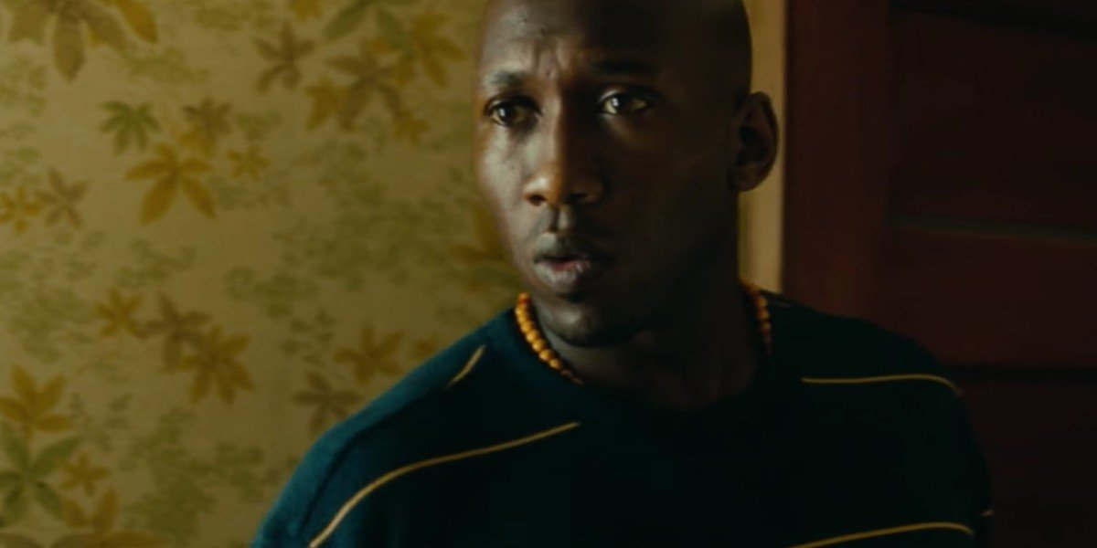 Mahershala Ali in the Place Beyond the Pines