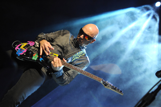 Joe Satrianis Guide To Building Chords From Stacked Fourths
