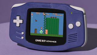 Nintendo Game Boy Advance 2021 key art