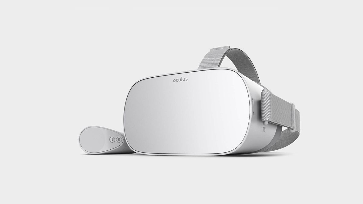 Save $30 on both Oculus Go all-in-one VR headsets