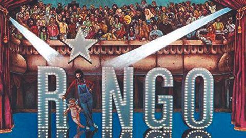 Cover art for Ringo Starr - Ringo album