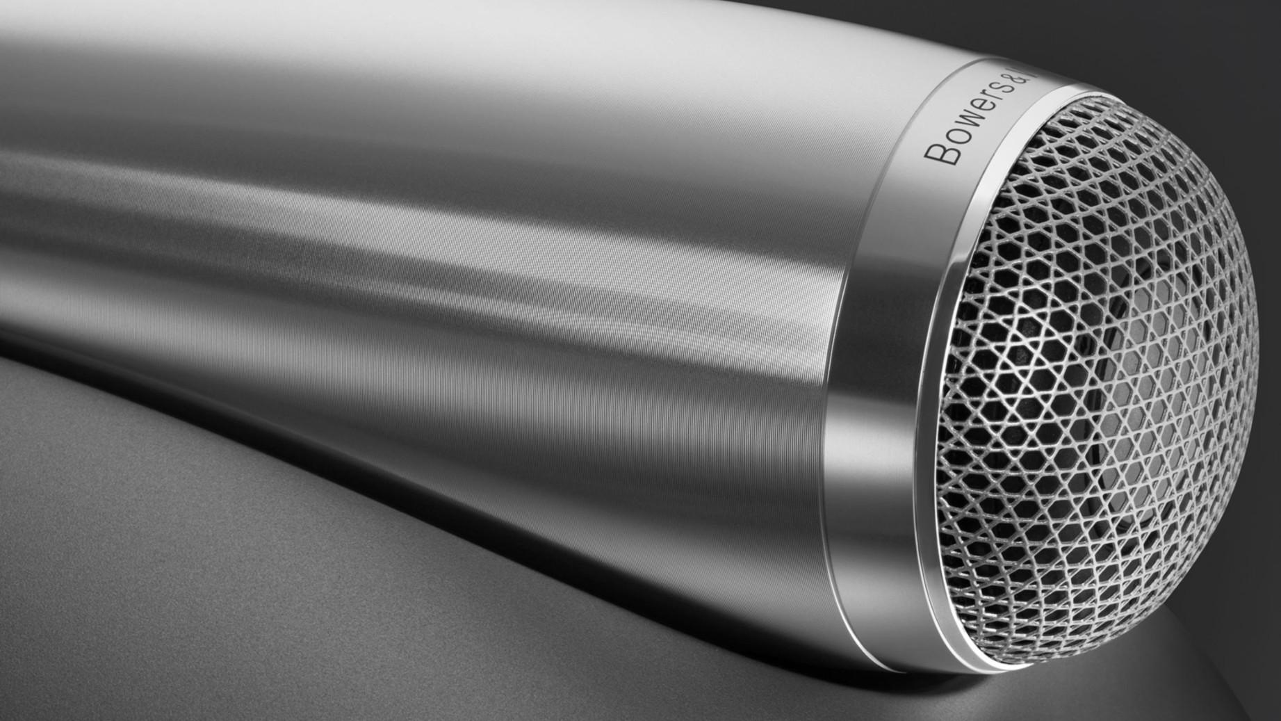 Bowers & Wilkins 800 Series Diamond Close Up