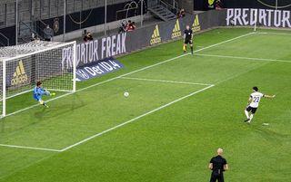 Gundogan Germany penalty takers