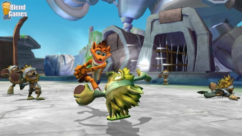 Crash Bandicoot: Mind Over Mutant Now Available For Xbox 360, Wii #3872