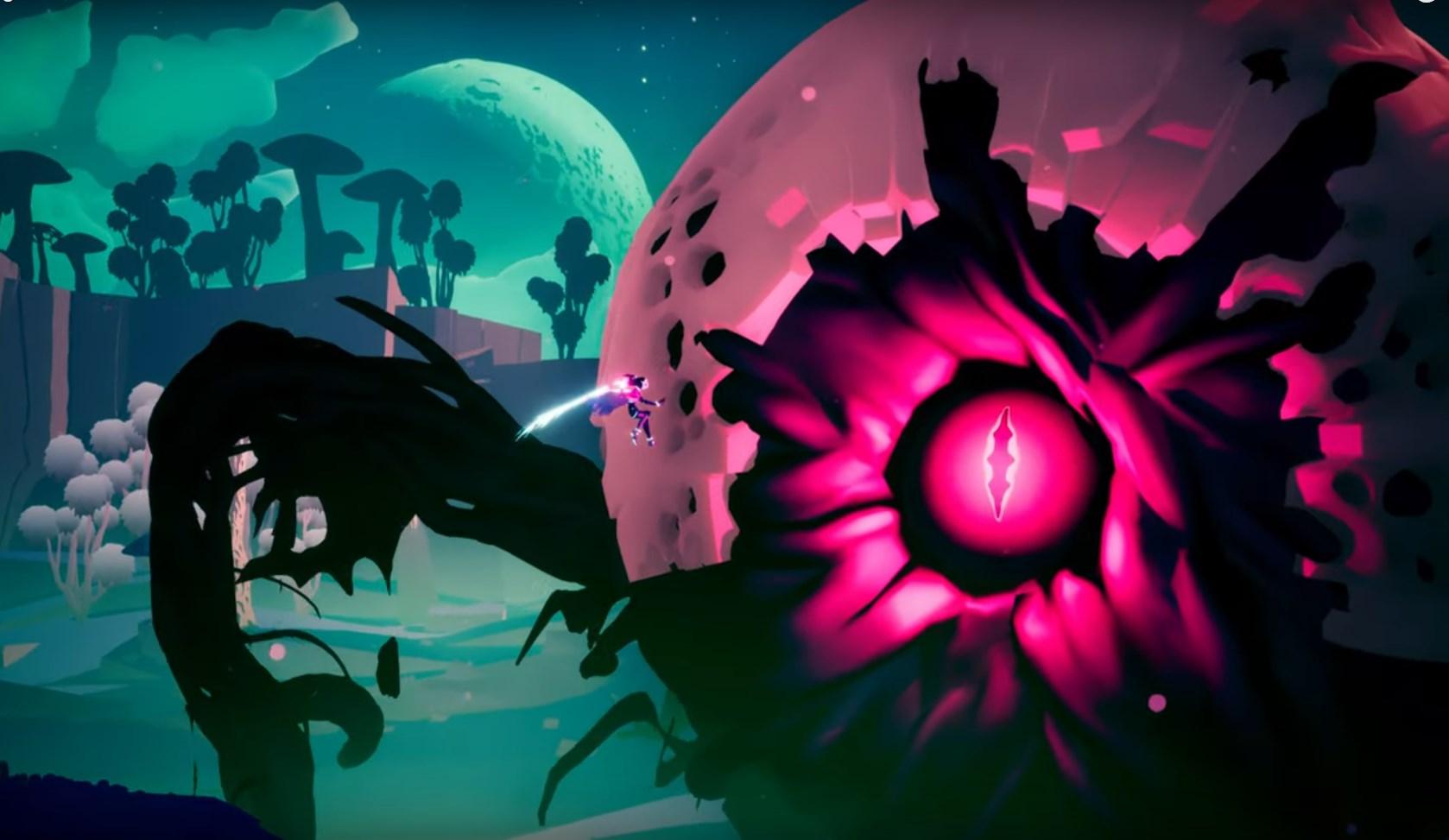 Hyper Light Drifter Studio Reveals Its New Game Solar Ash Kingdom