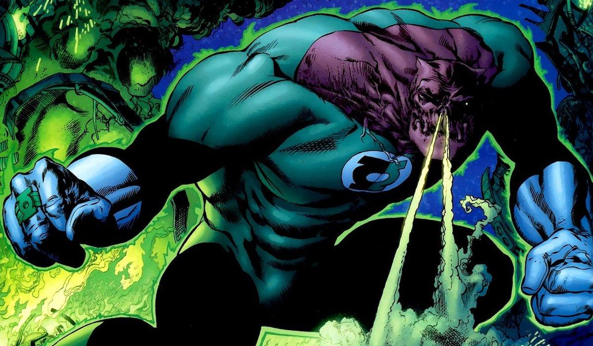 Kilowog Green Lantern