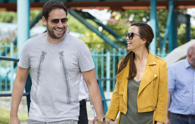 Jennifer Metcalfe, Greg Lake welcome baby boy