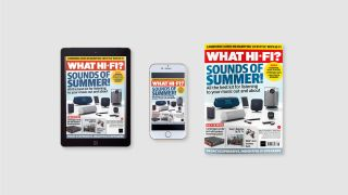 What Hi-Fi? August 2021 issue