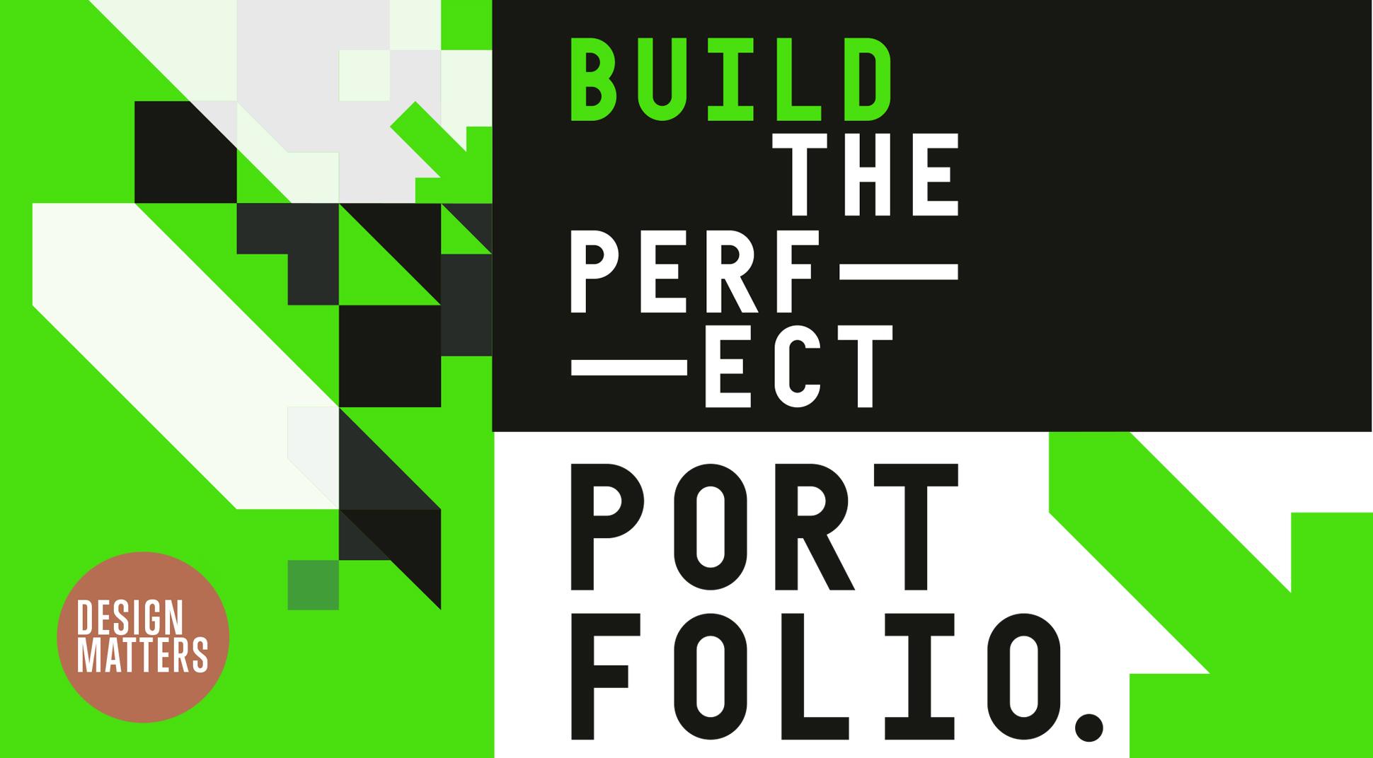 4 portfolio tips that junior designers need to know   Creative Bloq