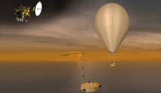 Nuclear-Powered Robot Ship Could Sail Seas of Titan