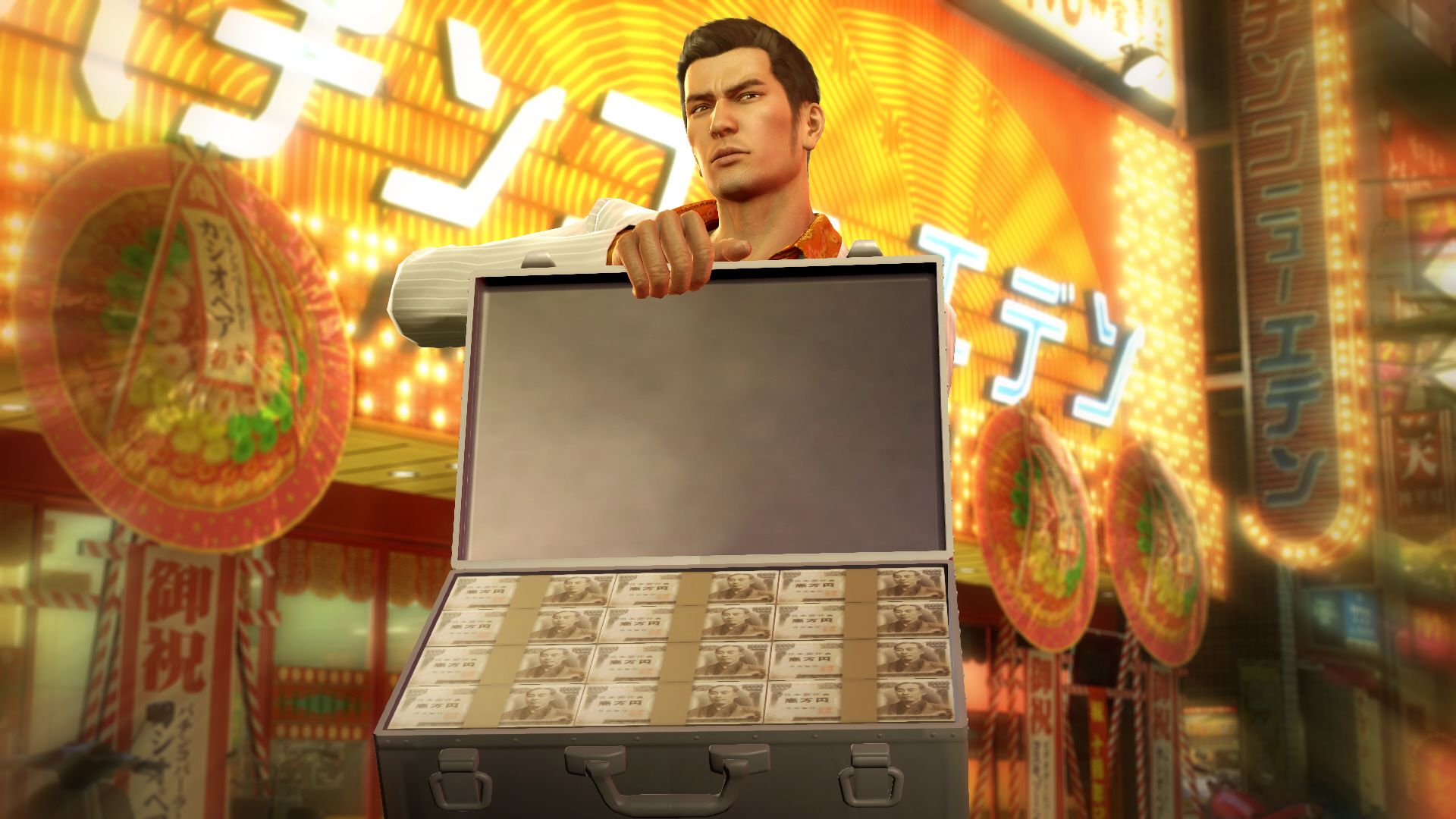 Yakuza 0 And Yakuza Kiwami Coming To Pc Pc Gamer