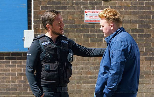 coronation street, neil clifton