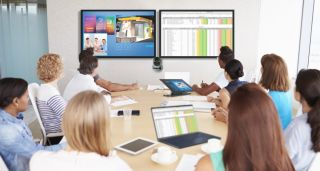 Video Distribution in Conference Rooms