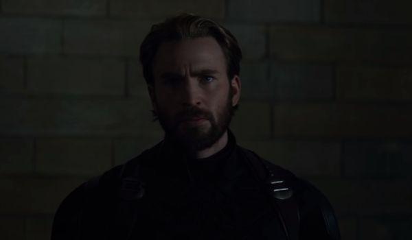 Steve Rogers Infinity War