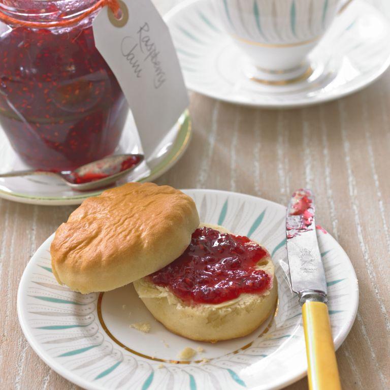 Raspberry jam recipe-jam recipes-recipe ideas-woman and home