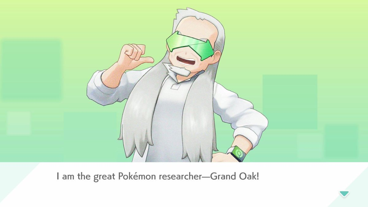 Pokemon Home launches with a new Professor Oak, and Pokefans are freaking out - GamesRadar+