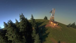 Outer Wilds DLC radio satellite images