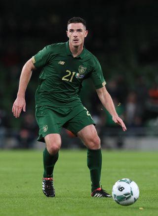Republic of Ireland v New Zealand – International Friendly – Aviva Stadium