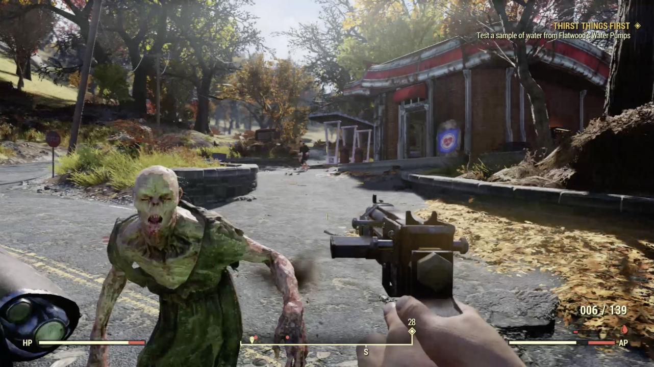 Fallout 76 Ps4 Digital Key