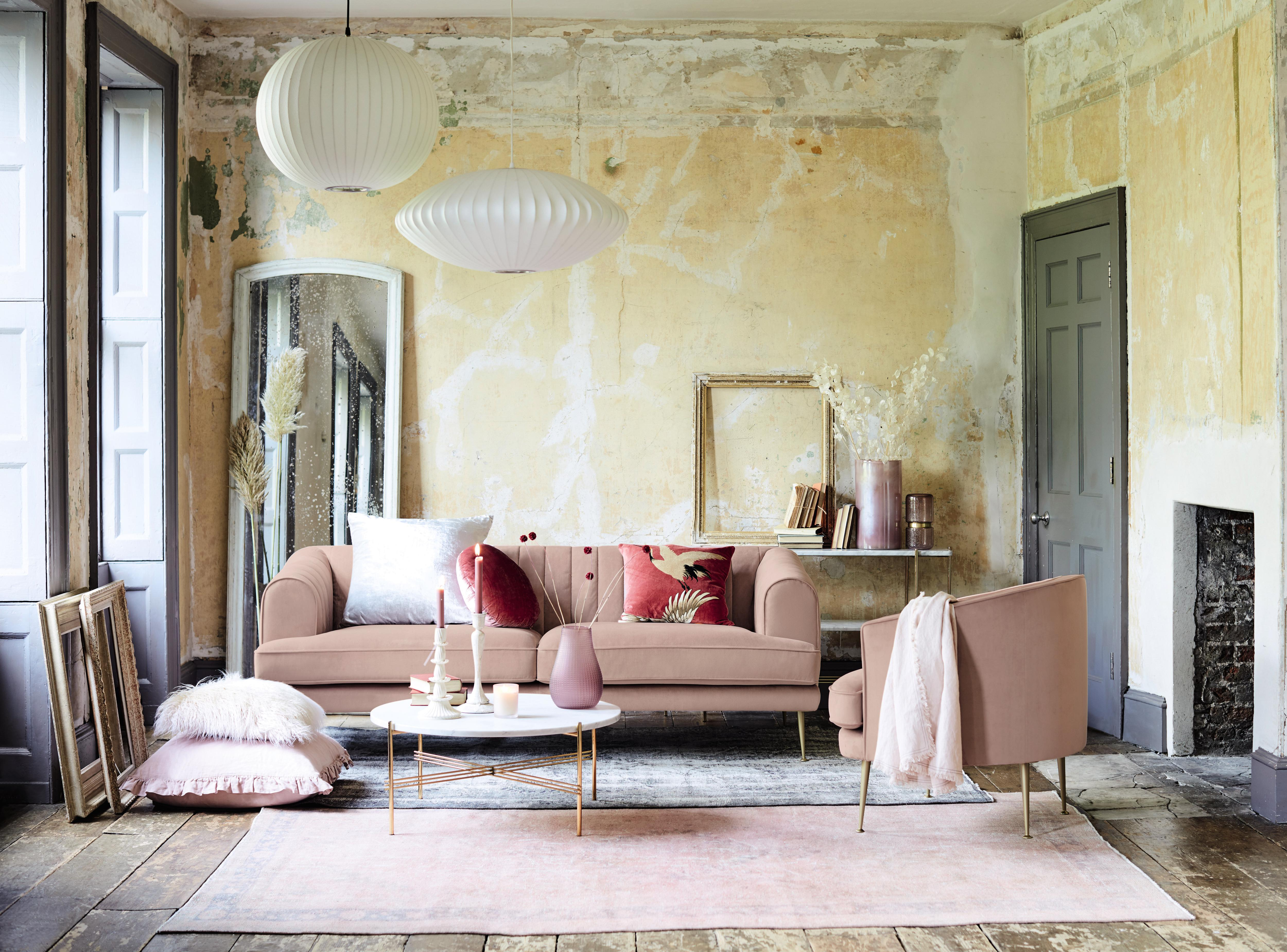 Picture of: Best Velvet Sofas 6 Beautiful Buys You Won T Be Able To Resist Real Homes