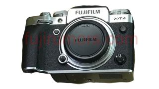 Fujifilm X-T4 images leak! Has articulating screen and a new battery
