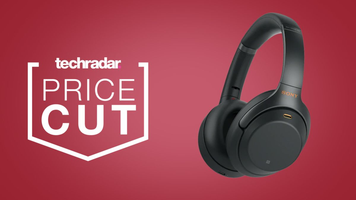 Save 15% on a pair of Sony WH-1000XM3 Wireless Noise Cancelling Headphones - TechRadar