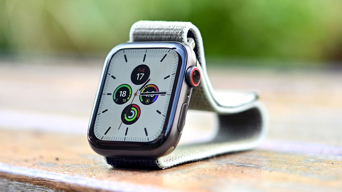 The next Apple Watch could add Touch ID to the display