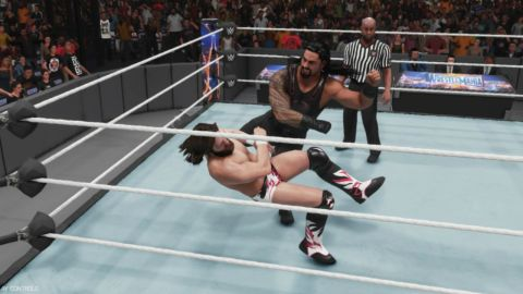 "WWE 2K19 review: ""MyCareer is a must-play, and returns this"