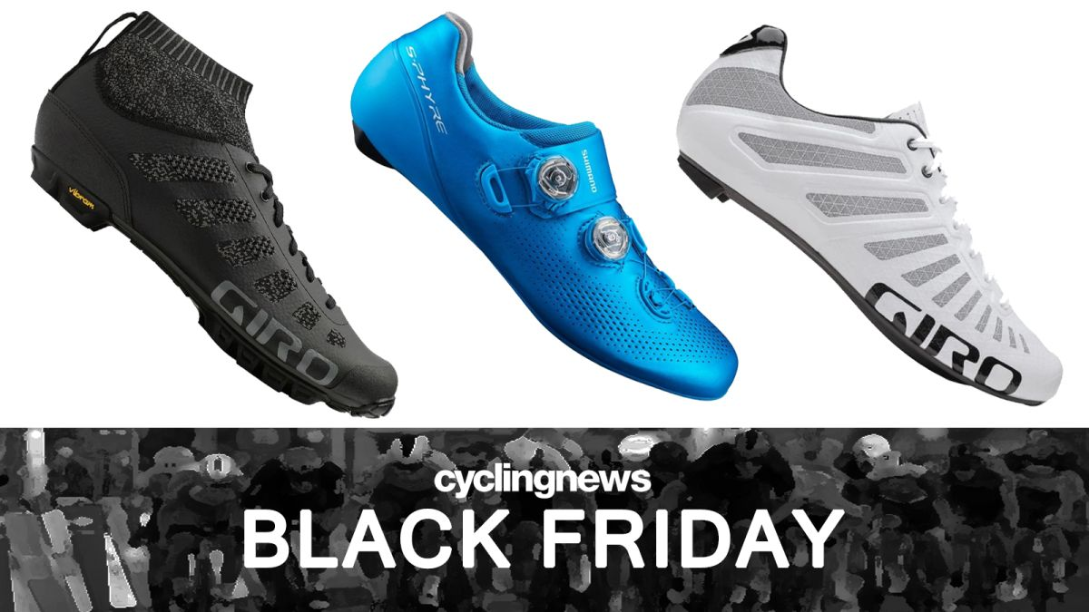 Black Friday cycling shoes: A roundup