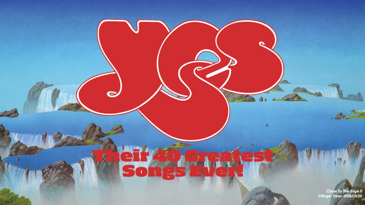 The 40 Greatest Yes songs ever