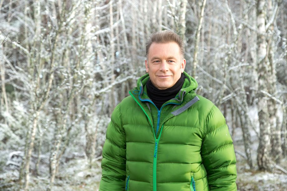 Chris Packham Winterwatch 2021