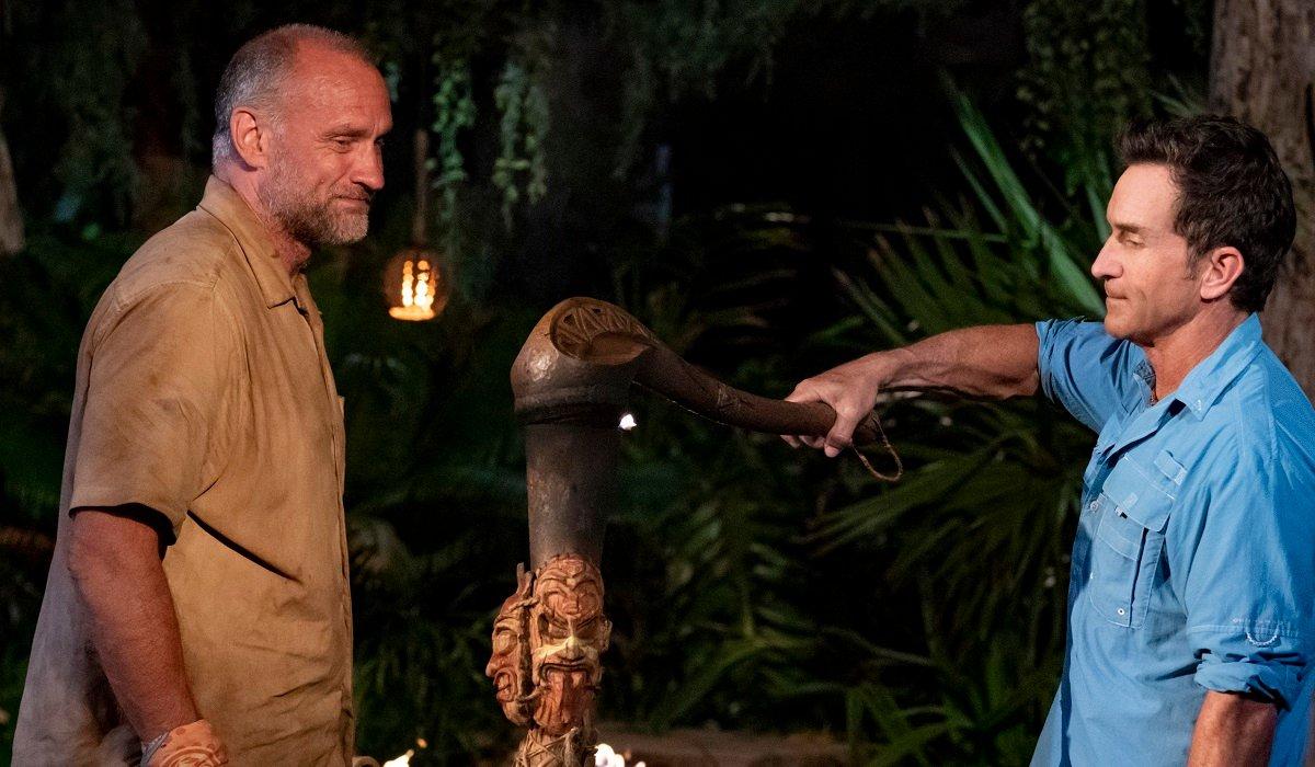 Tom Laidlaw Survivor: Island of the Idols