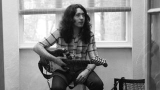 Rory Gallagher's brother and manager on his blues roots and celebrity fans
