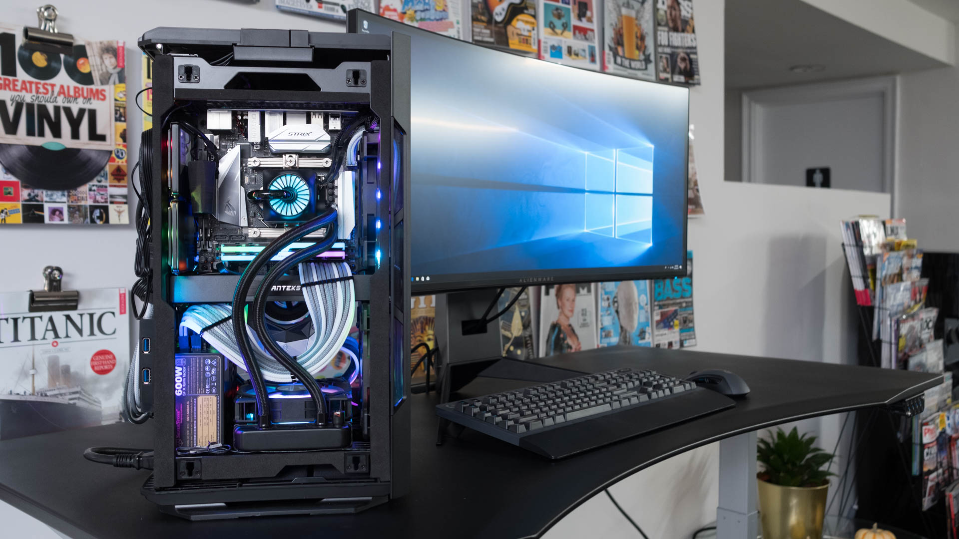best streaming pc build 2018