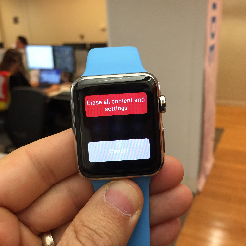 Thieves Can Reset Your Apple Watch Without a Password | Tom's Guide