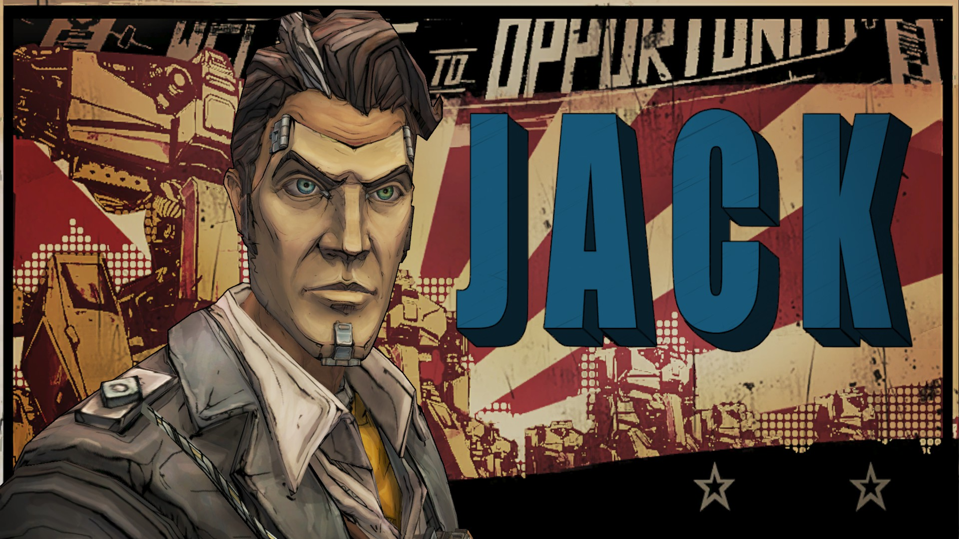 Great moments in PC gaming: Hating Handsome Jack in Borderlands 2 | PC Gamer