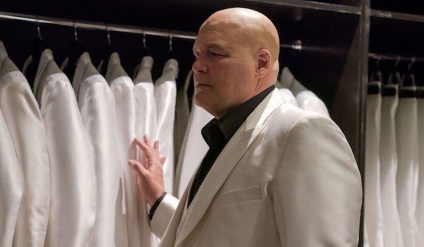 Vincent D'Onforio as Netlfix's Kingpin