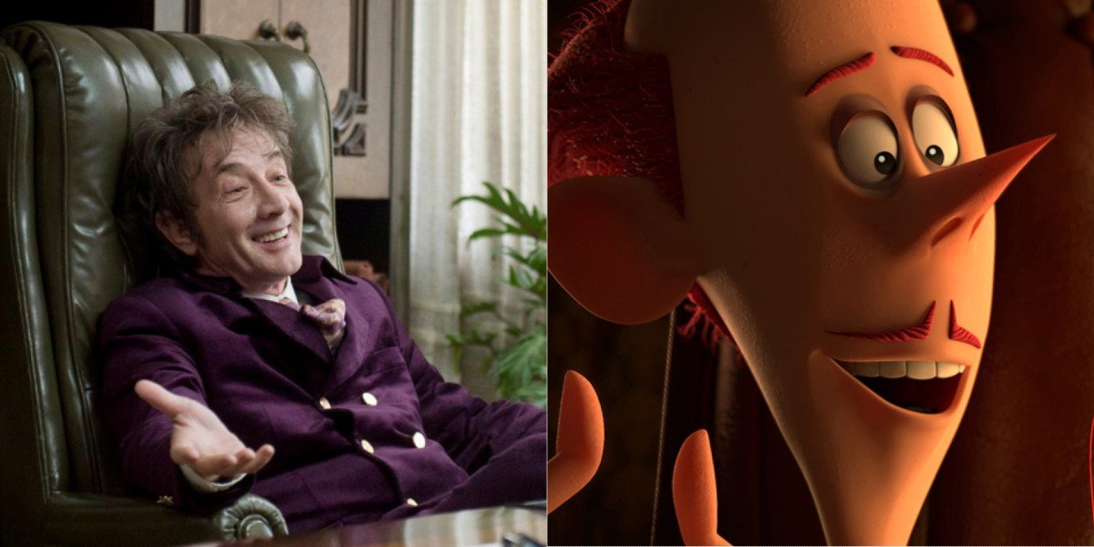 Martin Short - Inherent Vice/Mr. Willoughby from The Willoughbys